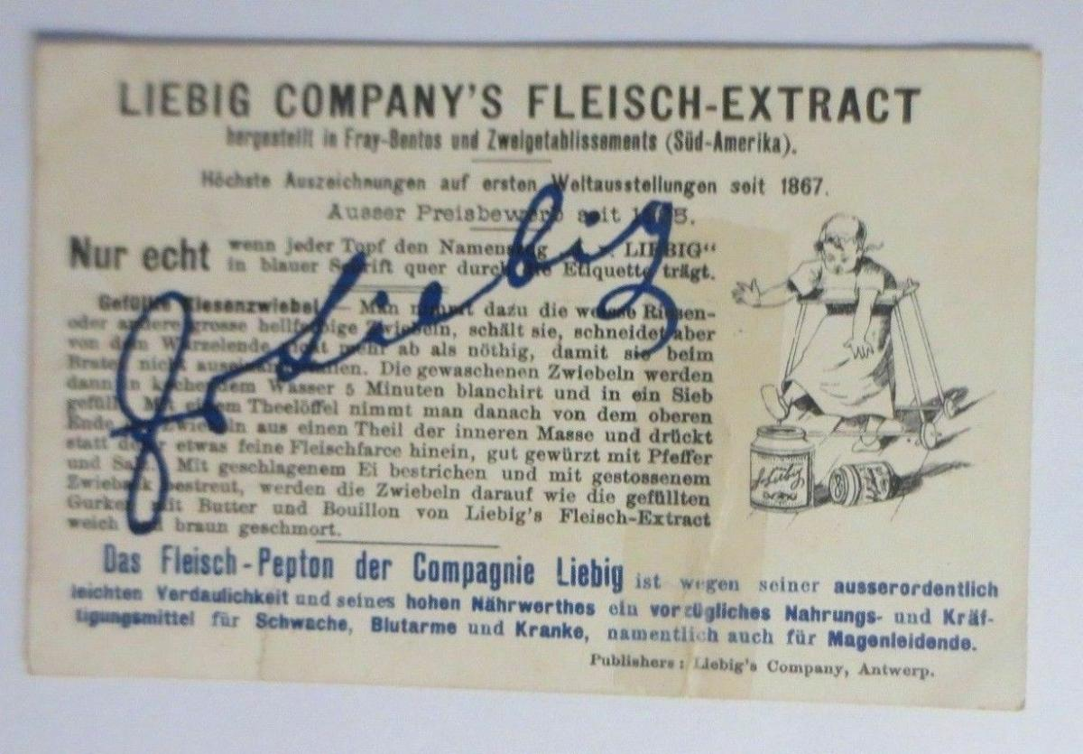 Liebig, Serie 38, Spezialtruppen, Elefanten-Batterie 1