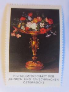 Vignetten, Hilfsgemeinschaft der Blinden und Sehschwachen Österreich ♥(70468)
