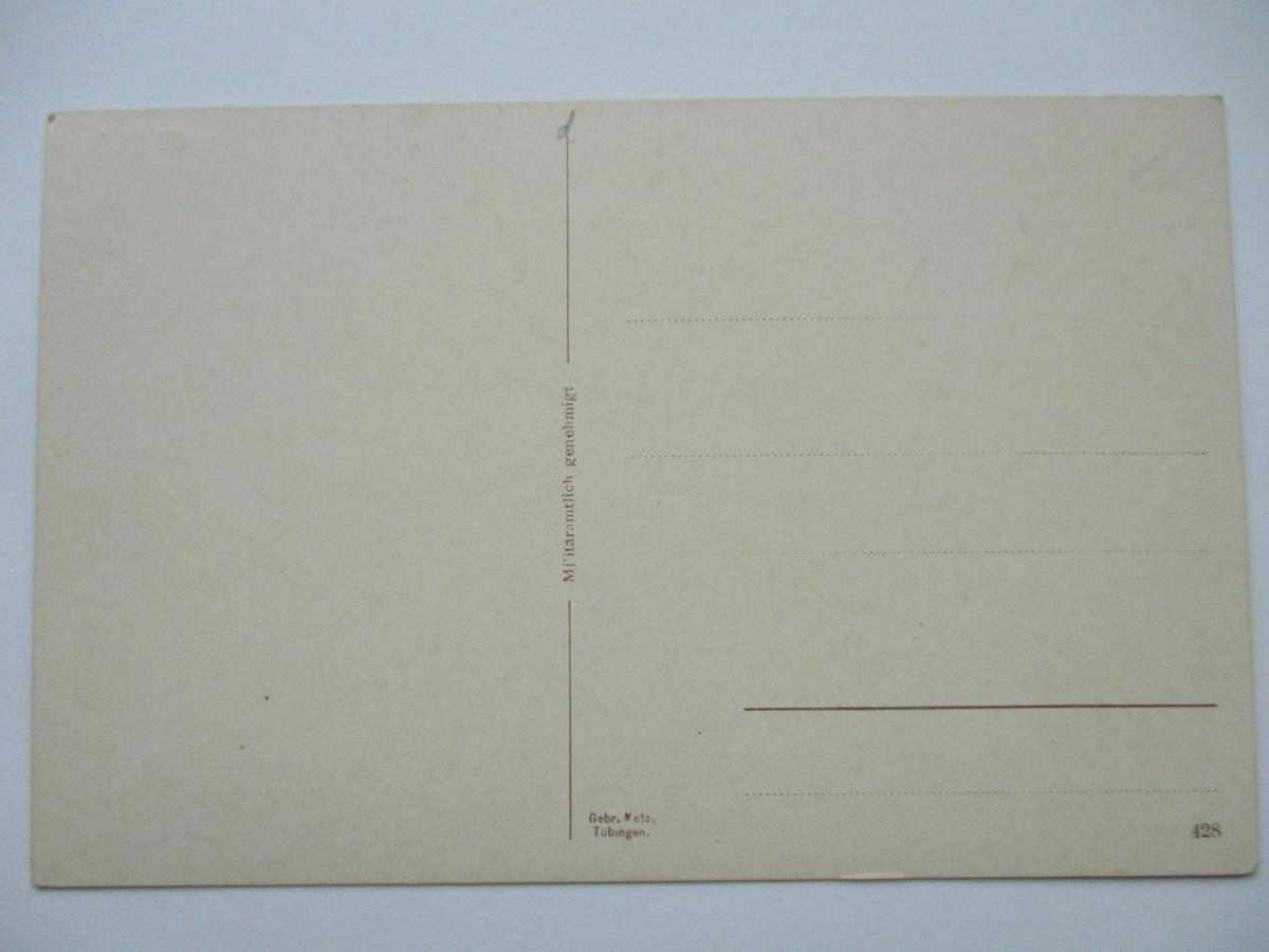 WW 1, Kinder, Soldat und Osterhase, Deutsche Ostergrüße, 1915, P.O.G. ♥  (35004) 1