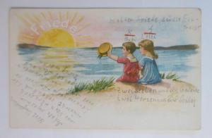 Kinder, Sonne, Frieden, Zwei Seelen und ein Gedanke,   1910 ♥