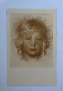 Künstlerkarte, Kinder,    1930,  Walter Schachinger ♥ (23903)