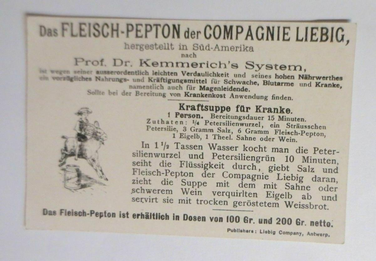 Liebig, Serie 495, Der Freischütz, Oper von Karl Maria v. Weber    ♥ 52592 1