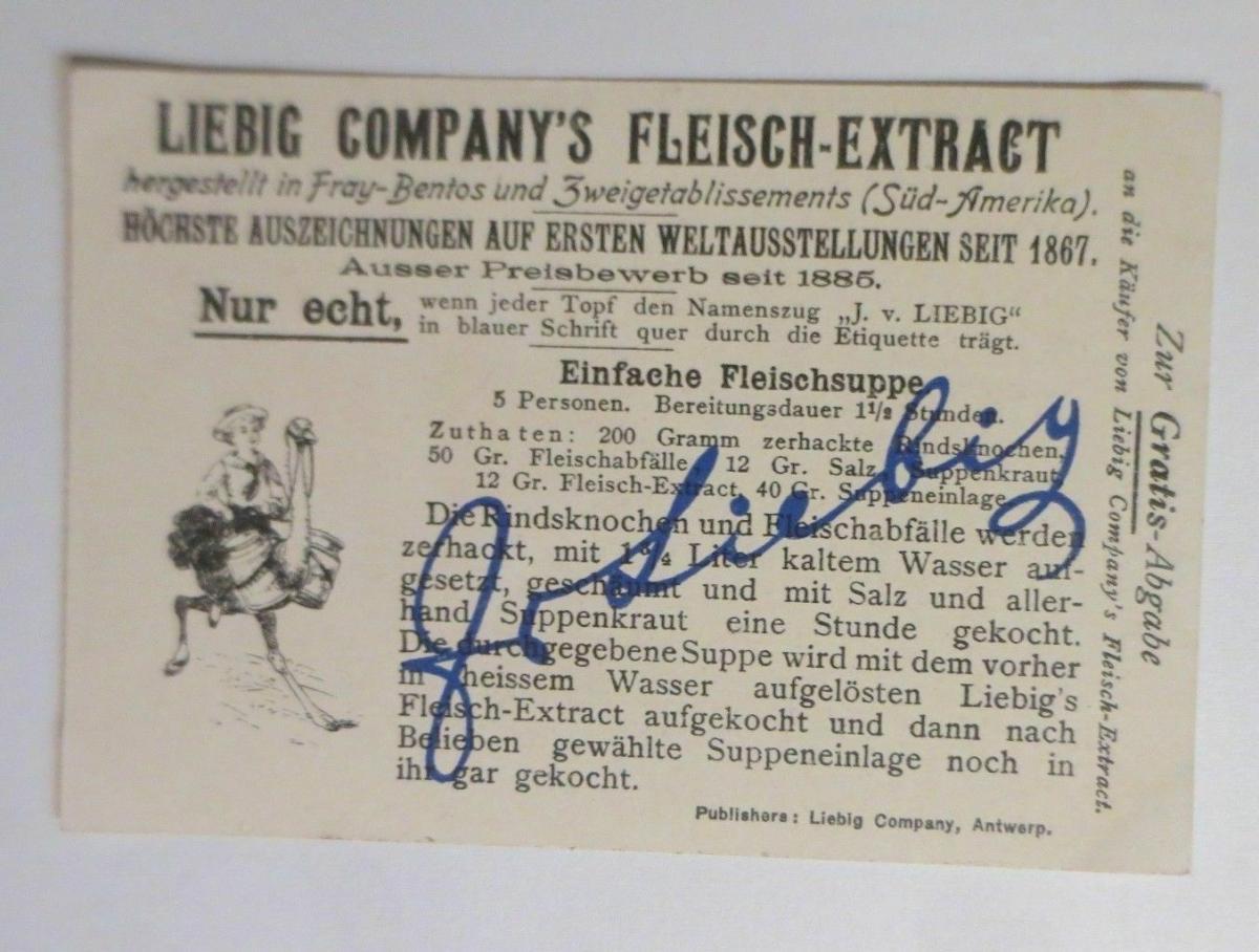 Liebig, Serie 495, Der Freischütz, Oper von Karl Maria v. Weber    ♥ 52898 1