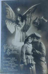 Engel, Deutscher Soldat, Friede auf Erden, Patriotik (33549)