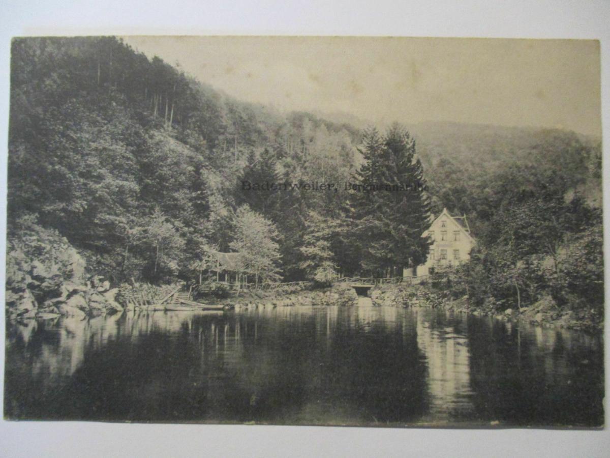 Badenweiler, Bergmannsruhe, ca. 1910 (562) 0