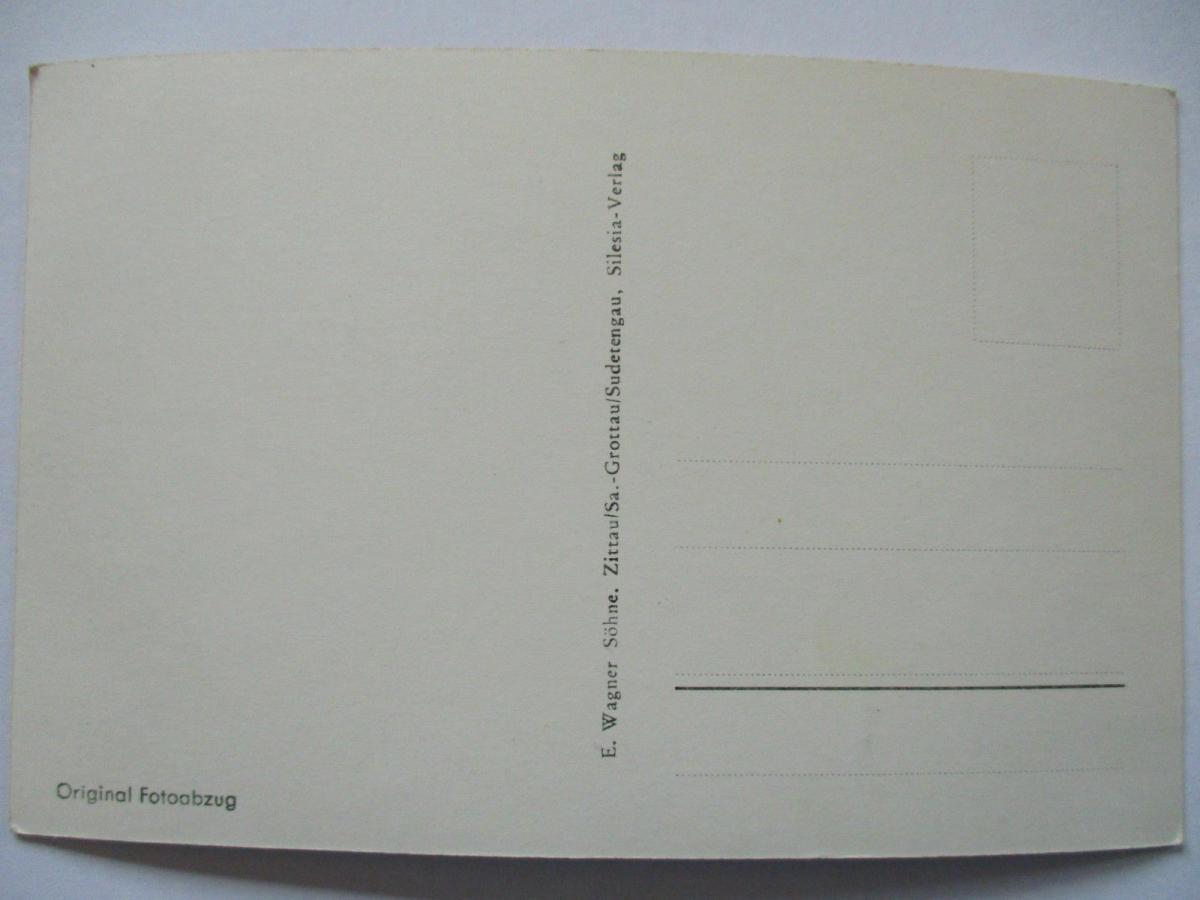 Schlesien, Polen, Mittel-Schreiberhau,Szklarska Poręba, Fotokarte (23051) 1