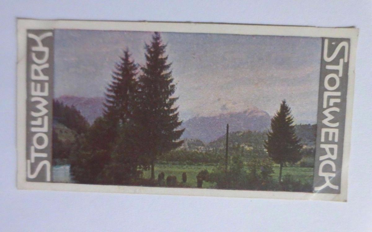 Stollwerck, Gruppe 319,  Nr.6,   Album  Nr.7,  Salzkammergut ♥ (5781) 0
