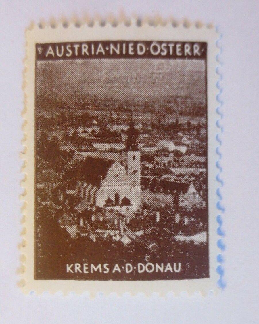 Vignetten, Niederösterreich Krems a.d. Donau 1914 ♥  (70459) 0