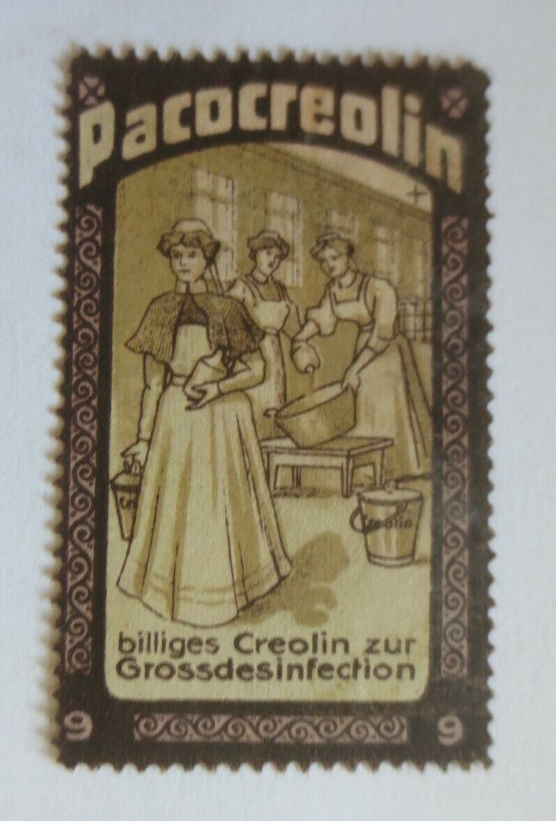 Vignetten  Pacocreolin billiges Creolin zur Grossdesinfection ♥ (38043) 0
