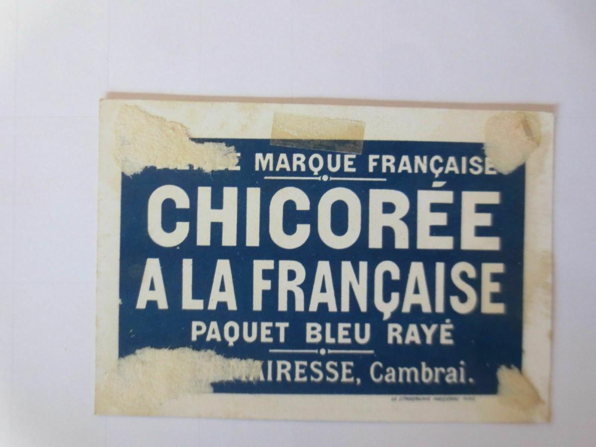Kaufmannsbilder, Chicoree a la Francaise, Kinder, Schule, 1910 ♥ 1