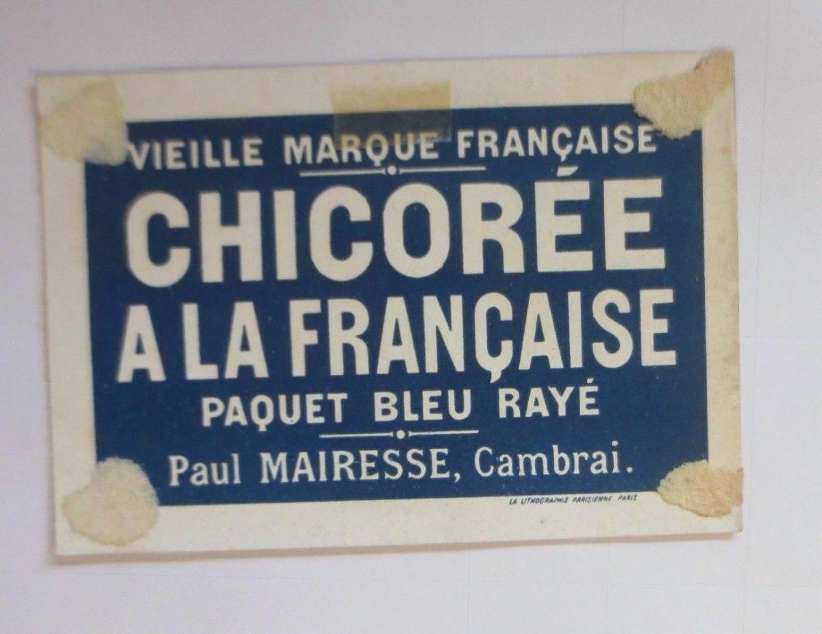 Kaufmannsbilder, Chicoree a la Francaise, Kinder, Spielzeug, 1910 ♥ 1