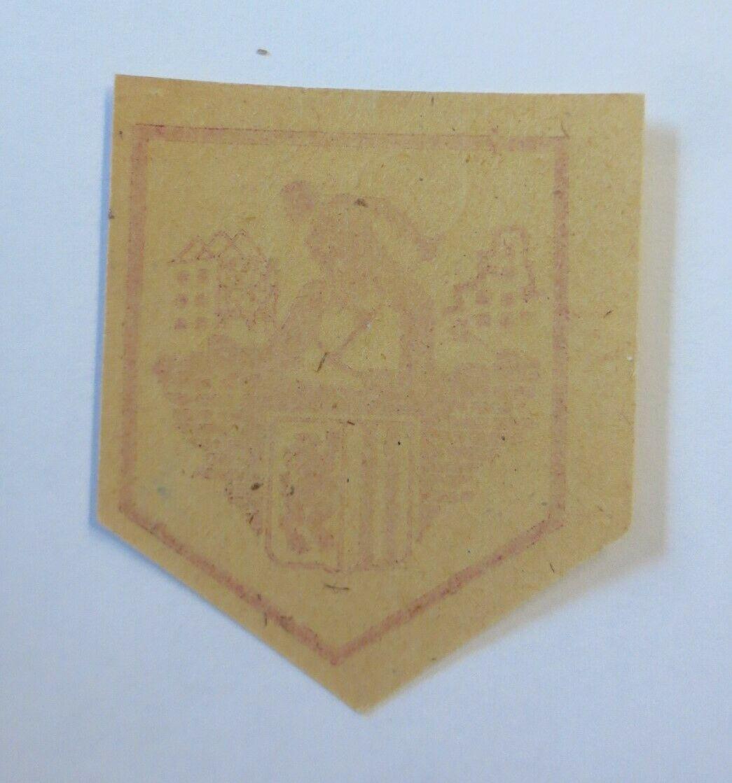 Vignetten Wappen  Wiederaufbau  1945 ♥ (69915) 1