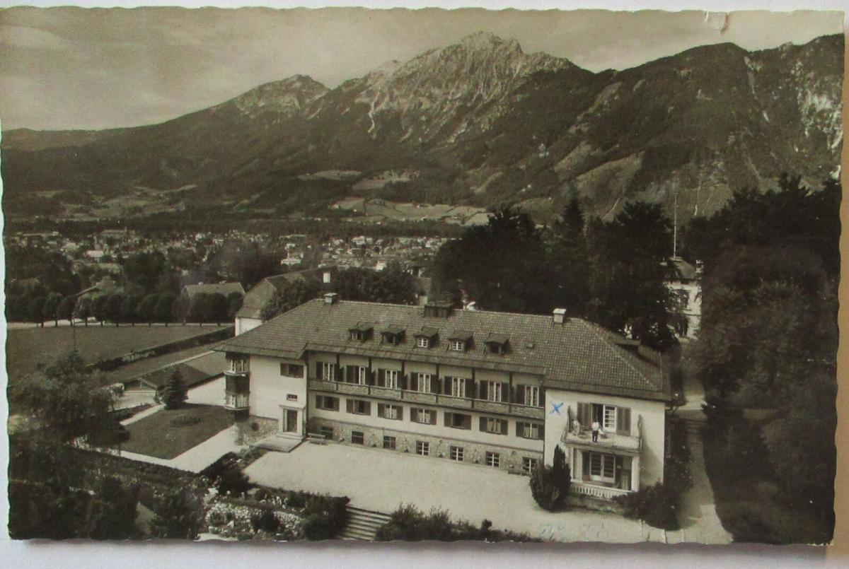 Bayr. Gmain Feuerwehrheim 1962 (3492) 0