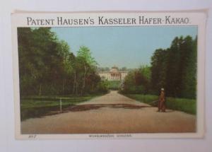 Kaufmannsbilder, Kasseler Hafer-Kakao, Wilhelmshöhe Schloss ♥