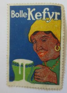 Vignetten Bolle Kefyr  ♥ (19840)