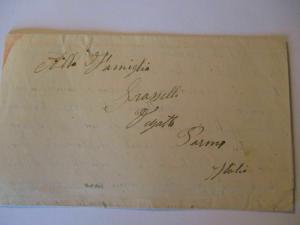 Italien, POW Mail Kriegsgefangenenpost nach Vigatto, Parma 1946
