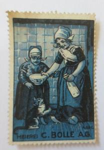 Vignetten  Meierei C. Bolle A.G.   ♥ (18735)