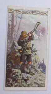 Stollwerck, Gruppe 365, Nr.1,  Album Nr.8, Der Stier von Uri, 1293 ♥