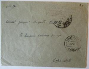 Portugal Militärpostbrief 1927 (66249)