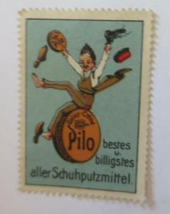 Vignetten Pilo Schuhputzmittel ♥ (7063)