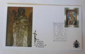Papst Johannes Paul II.  Sonderbrief Polen 1999 ♥ (8585)