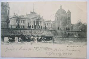 Straßburg, Neues Justizgebäude, 1898 (35182)