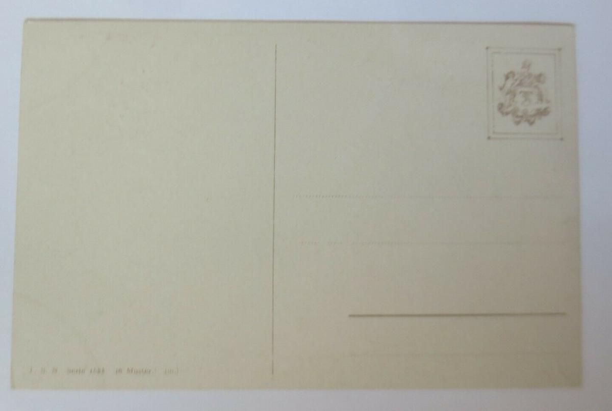 WW1 Ostern, Kinder, Soldaten, Korb, Eier, Küken,   1915, sig. P.O.E.  ♥ (1775) 1