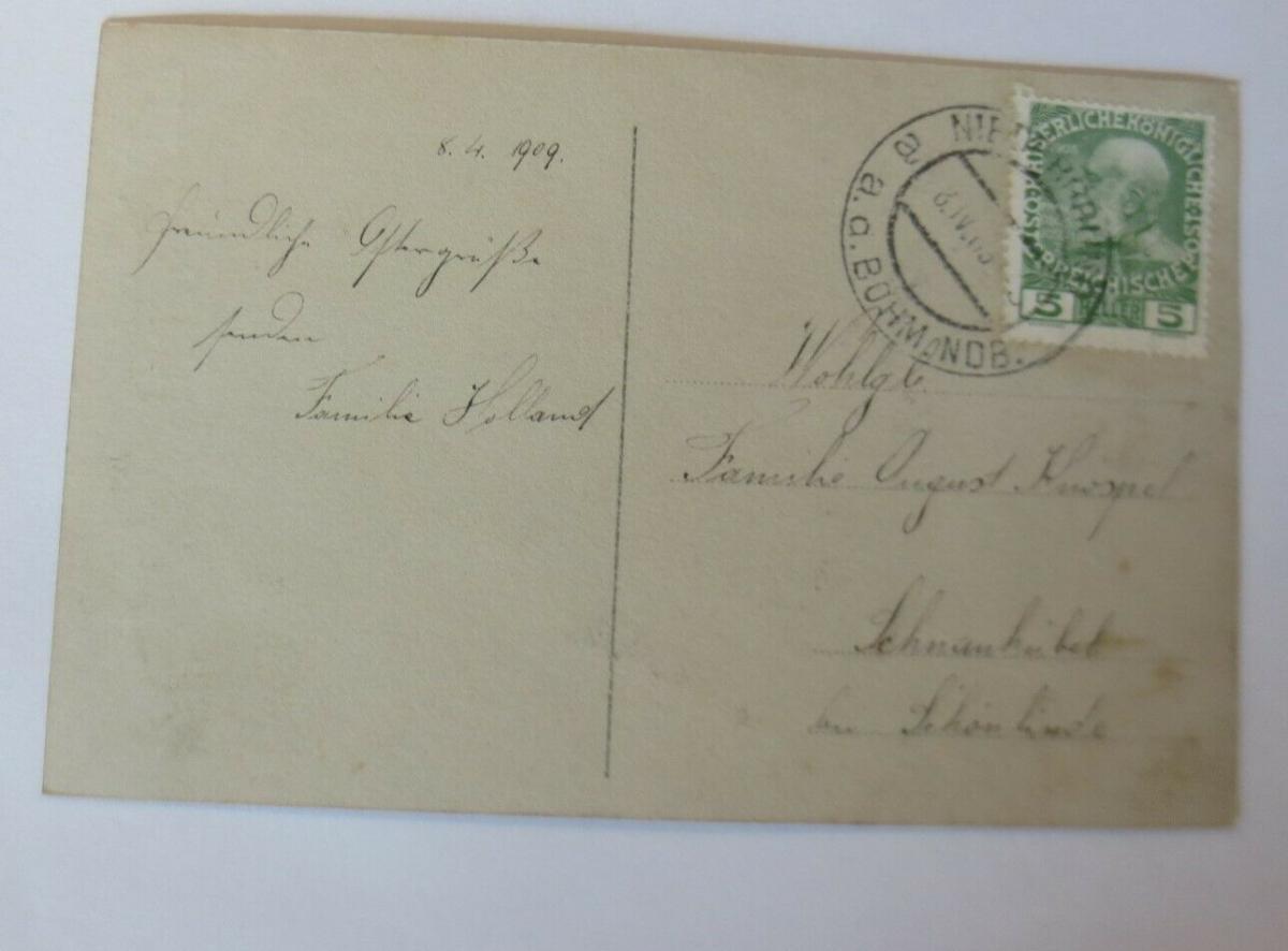 Ostern, Frauen, Mode, Schubkarre, Eier,   1909 ♥ (33272) 1