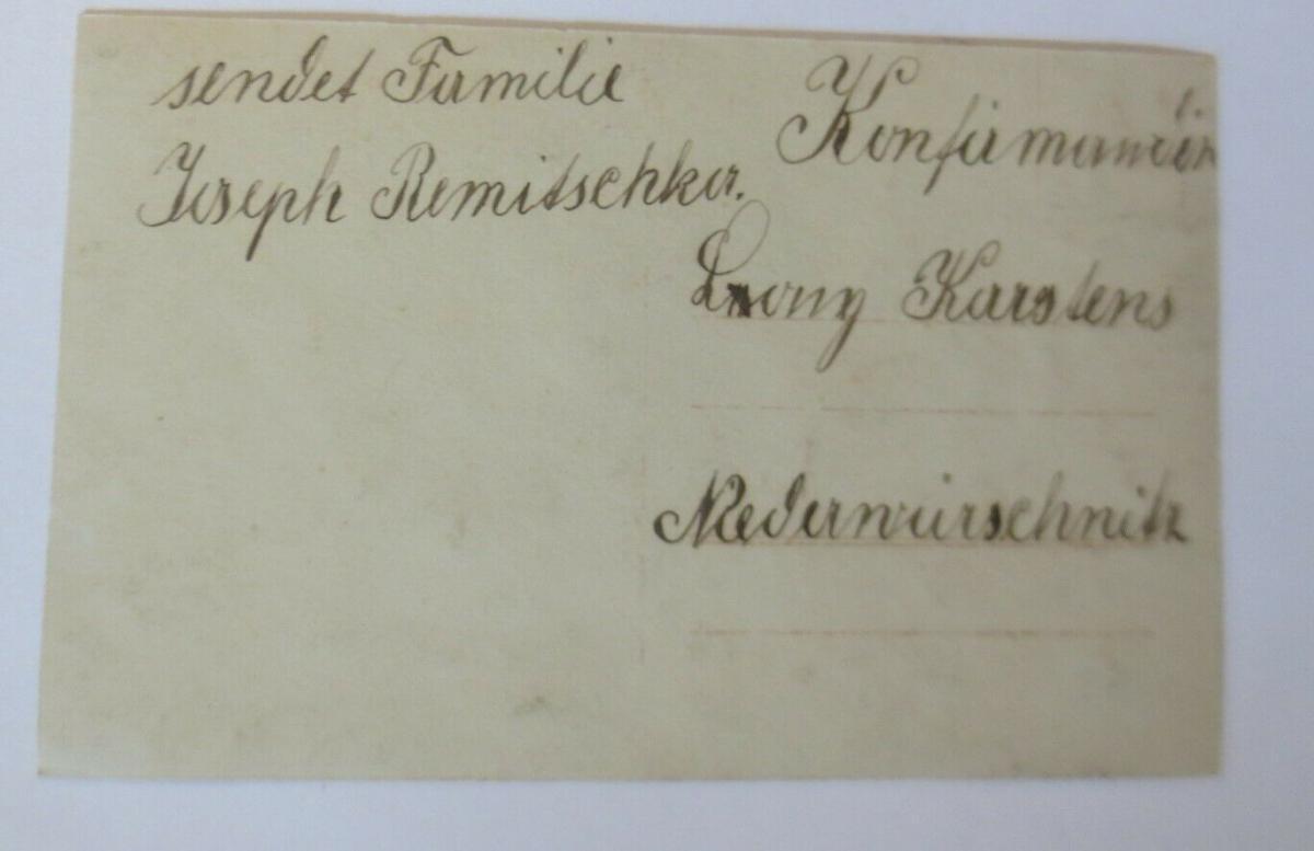 Konfirmation, Frauen, Mode, Kirche, 1910 ♥ (70092) 1