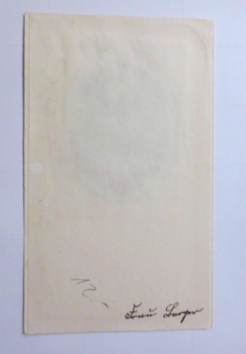 Neujahr, Sticken, Karte, Rehe       1927 ♥ (61149) 2
