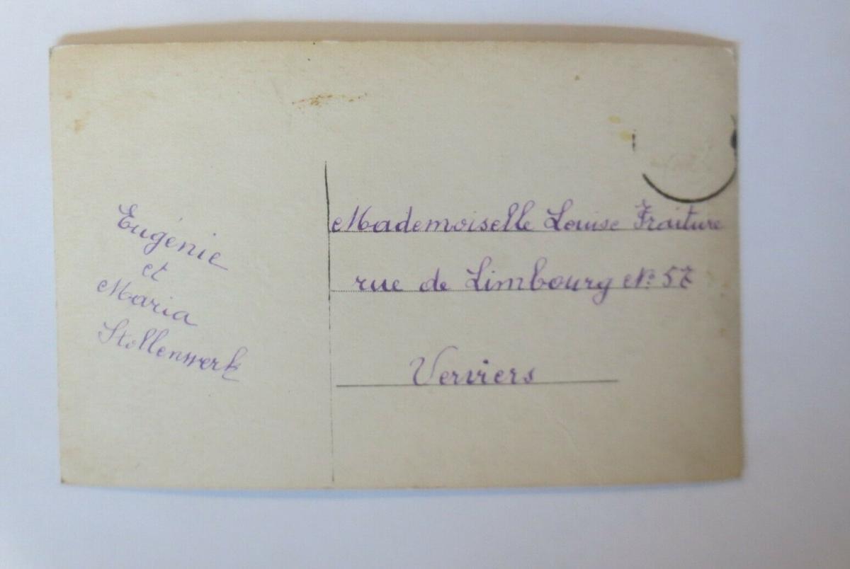Neujahr, Frauen, Männer, Mode, Muff, Misteln,  1910  ♥ (26436) 1