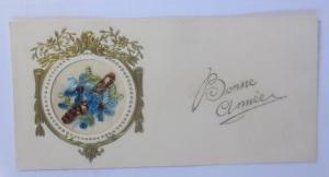 Neujahr, Sticken, Karte      1927 ♥