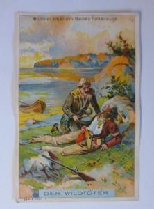 Kaufmannsbilder,  Serie 5554 Nr. 2, Der Wildtöter ♥