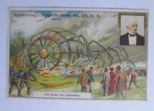 Kaufmannsbilder, Emmerlings Nähr-Zwieback, Zeppelin Nr.135 Bild 6 ♥