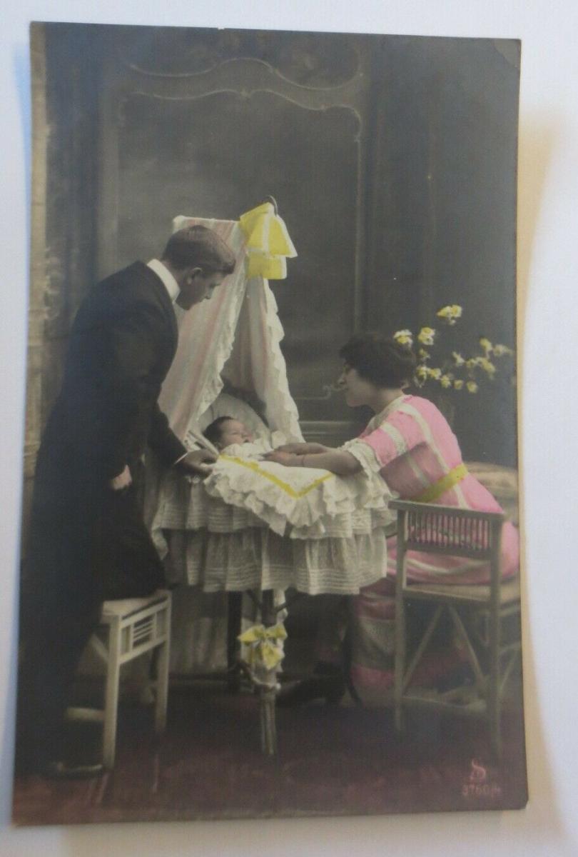 Frauen, Männer, Baby, Geburt,   1917 ♥ (23855) 0