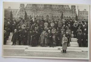 Österreich, Parade, Politik Militär, Fotokarte ca. 1930
