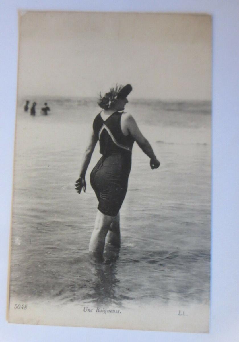 Bademoden, Frauen, Mode, Meer,  1910 ♥ (11510) 0