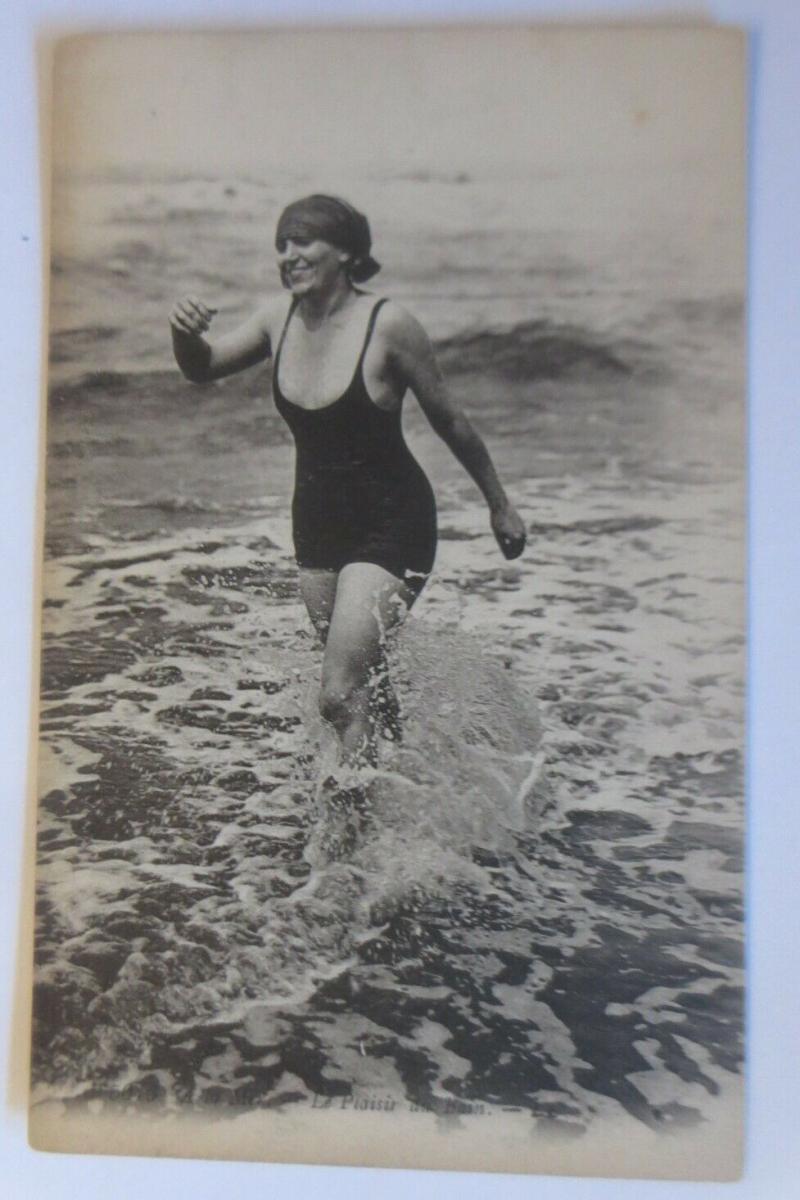 Bademoden, Frauen, Meer,   1910 ♥ (20273) 0