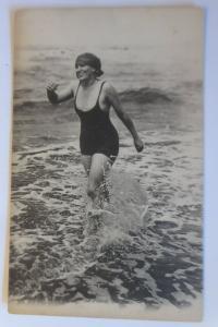 Bademoden, Frauen, Meer,   1910 ♥ (20273)