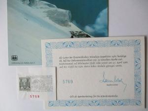 Österreich Himalaya Expedition 1981 (38339)