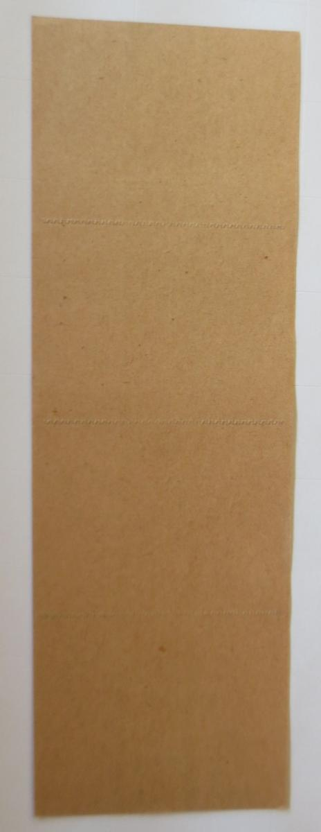 Lebensmittelkarten, Stadt Kempten Fleisch, Frischwurst, Oktober-Nov. 1919♥(X119) 1