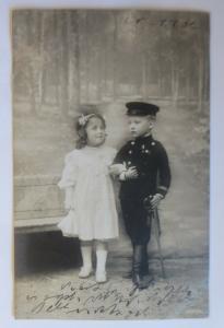 Kinder, Soldat, Mode,    1906 ♥ (41405)