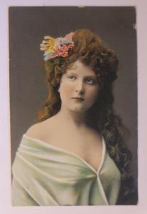 Frauen, Mode, Haarmode, Frisur,  1910 ♥ (41143)