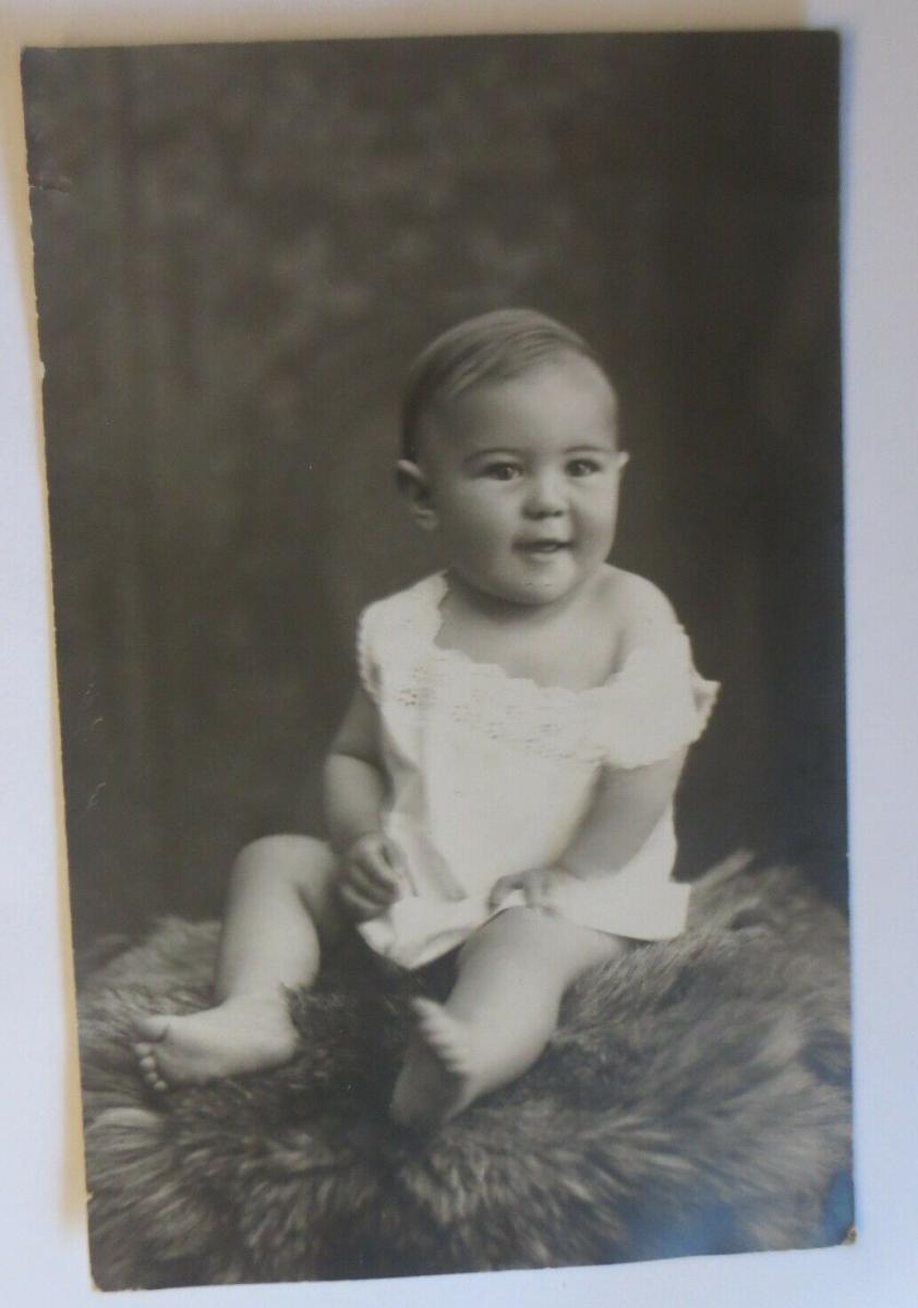 Kinder, Mode, Fell,      1907, Fotokarte ♥ (41138) 0