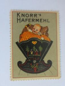 Vignetten  Knorr´s Hafermehl  1910 ♥ (49447)