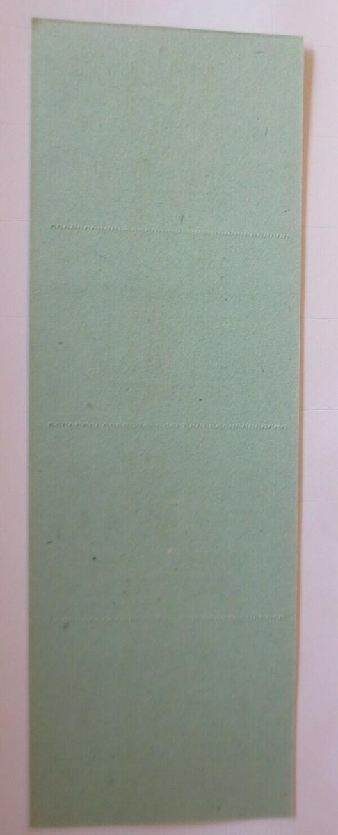 Lebensmittelkarten, Stadt Kempten  Fleisch, Wurst, Juni,   1919 ♥ (X104) 1