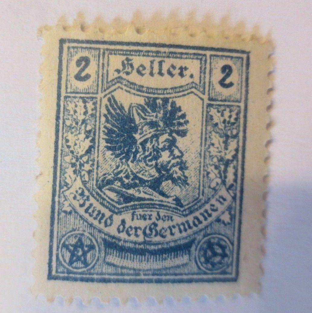 Vignetten, Bund der Germanen 1914  ♥  (1430) 0