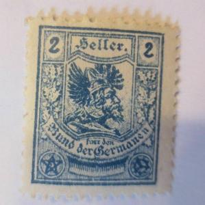 Vignetten, Bund der Germanen 1914  ♥  (1430)