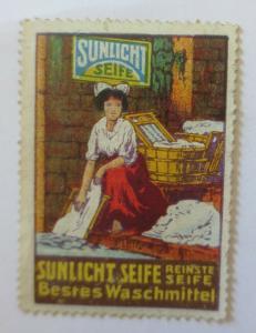 Vignetten Sunlicht Seife Bestes Waschmittel  ♥  (27575)