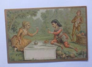 Kaufmannsbilder, E. Maux Fils, Parfumerie,  1900, Frankreich ♥